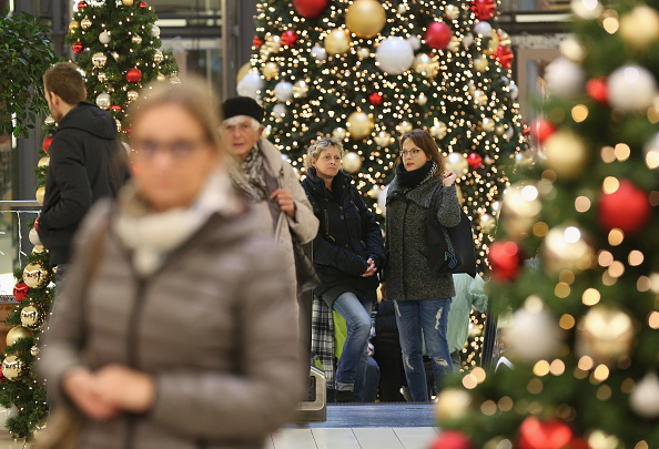 Holiday - Event「Stores Stay Open For Sunday Shopping Before Christmas」:写真・画像(1)[壁紙.com]