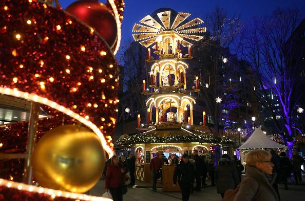 Holiday - Event「Retailers Prepare For Christmas Season」:写真・画像(5)[壁紙.com]