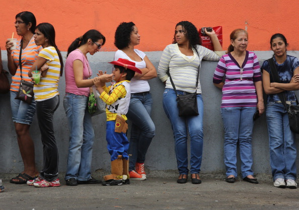 Sparse「Venezuela Tense As Unrest Over President Maduro's Government Continues」:写真・画像(15)[壁紙.com]