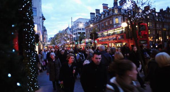 Oxford Street「Christmas In London」:写真・画像(13)[壁紙.com]