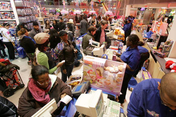 """Holiday - Event「""""Black Friday"""" Marks Launch Of Holiday Shopping Season」:写真・画像(16)[壁紙.com]"""