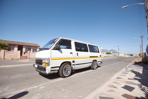 South Africa「Taxi, Cape Town, South Africa」:スマホ壁紙(18)