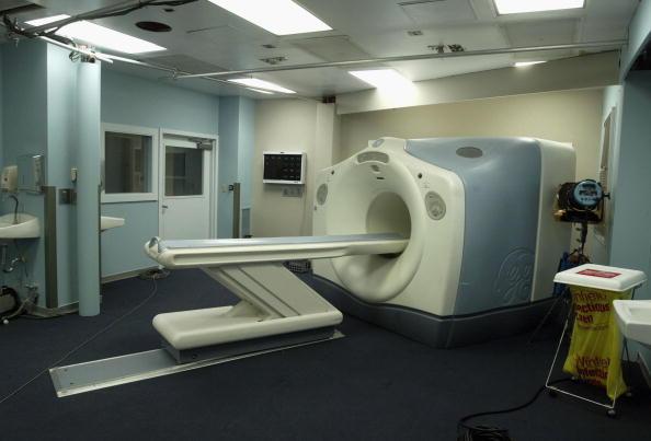 "MRI Scanner「On The Set Of ""Scrubs""」:写真・画像(0)[壁紙.com]"