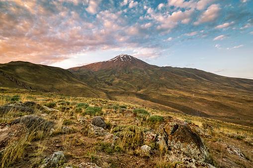 Iran「Iran, Mazandaran Province, Amol, Damavand Mountain」:スマホ壁紙(10)