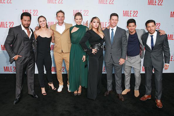 "Westwood Neighborhood - Los Angeles「Premiere Of STX Films' ""Mile 22"" - Red Carpet」:写真・画像(19)[壁紙.com]"