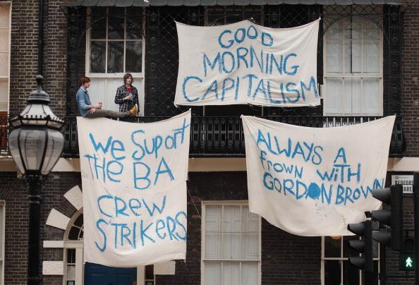 British Airways「BA Cabin Crew To Strike As Talks Collapse」:写真・画像(1)[壁紙.com]