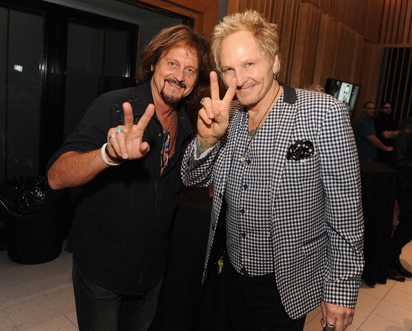 Gregg Rolie「John Varvatos And Ringo Starr Press Conference」:写真・画像(18)[壁紙.com]