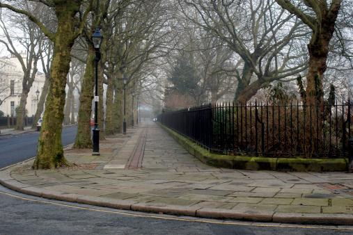 Boulevard「Foggy England」:スマホ壁紙(10)
