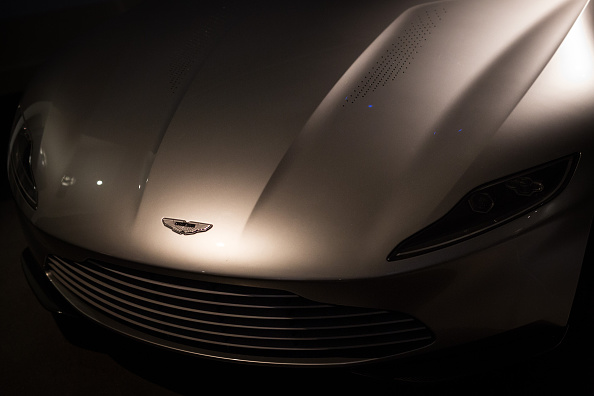 Finance and Economy「Spectre Cars Join Bond In Motion Exhibition」:写真・画像(4)[壁紙.com]