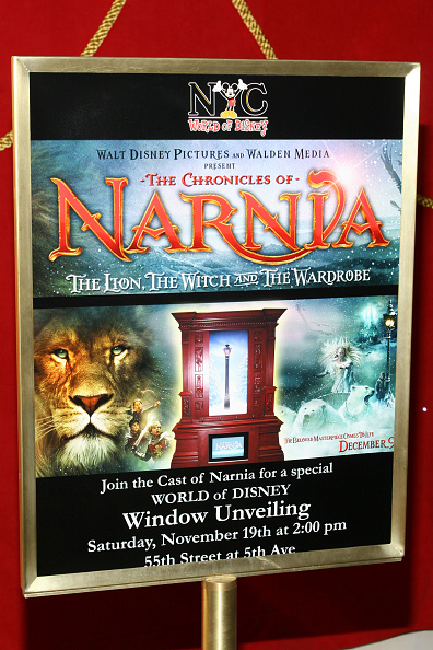 """Disney「The Cast Of """"The Chronicles Of Narnia"""" At the Disney Store」:写真・画像(5)[壁紙.com]"""