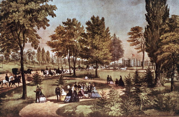 マンハッタン セントラルパーク「Central Park」:写真・画像(13)[壁紙.com]