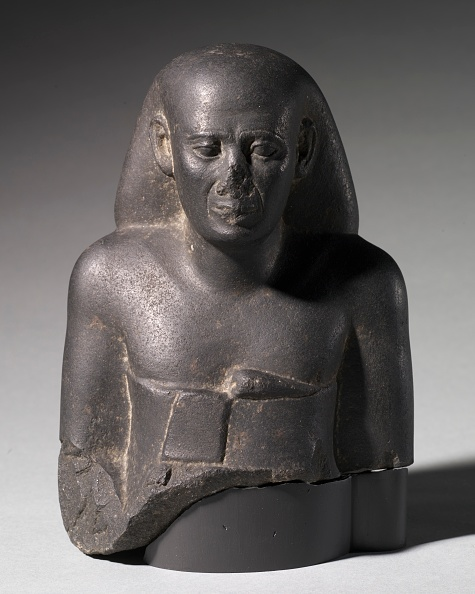 Basalt「Bust Of Ankh-Hor」:写真・画像(8)[壁紙.com]