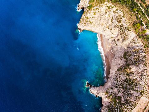 Corfu「Hidden beach」:スマホ壁紙(15)