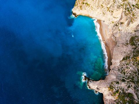 Corfu「Hidden beach」:スマホ壁紙(5)