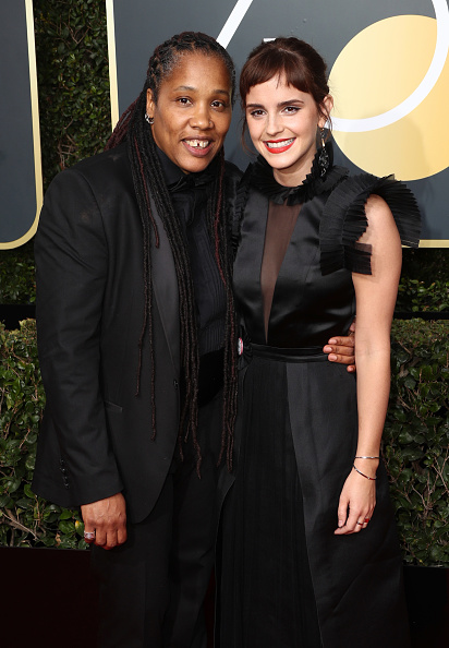 エマ・ワトソン「75th Annual Golden Globe Awards - Arrivals」:写真・画像(15)[壁紙.com]