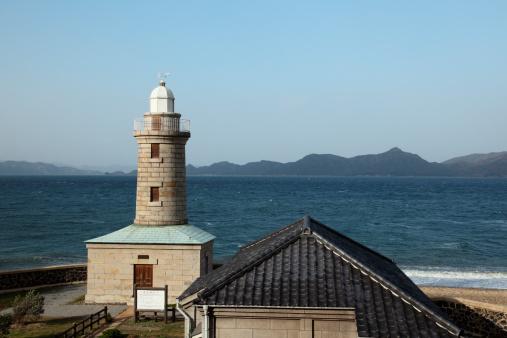Kagawa Prefecture「Ogijima Lighthouse, Takamatsu, Kagawa, Japan」:スマホ壁紙(8)