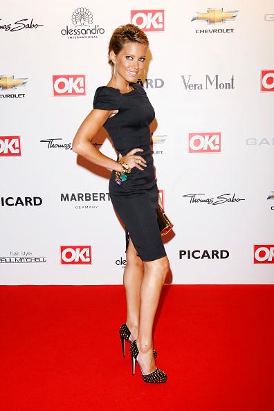体にぴったりしたドレス「OK! Style Award 2010」:写真・画像(14)[壁紙.com]