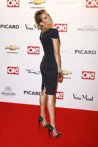 体にぴったりしたドレス「OK! Style Award 2010」:写真・画像(13)[壁紙.com]