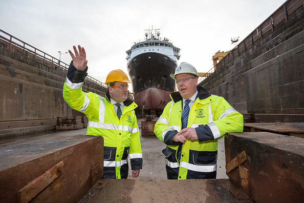 Finance and Economy「Funding For Scotland's Decommissioning Fund Announced」:写真・画像(13)[壁紙.com]