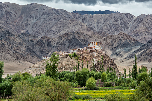 Himalayas「Stakna Gompa (monastery) in Ladakh, Northern India」:スマホ壁紙(5)