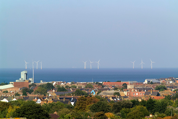 Sustainable Resources「Land View of the kentish flats windfarm」:写真・画像(18)[壁紙.com]