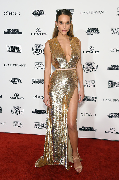 ファッションモデル「Sports Illustrated Swimsuit 2016 - NYC VIP Press Event」:写真・画像(19)[壁紙.com]