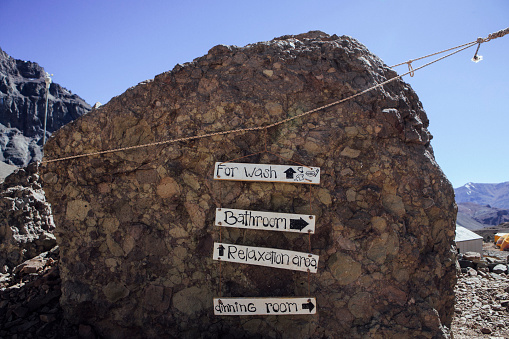 Mount Aconcagua「Plaza Argentina Base Camp, Aconcagua, Mendoza Province, Argentina」:スマホ壁紙(2)