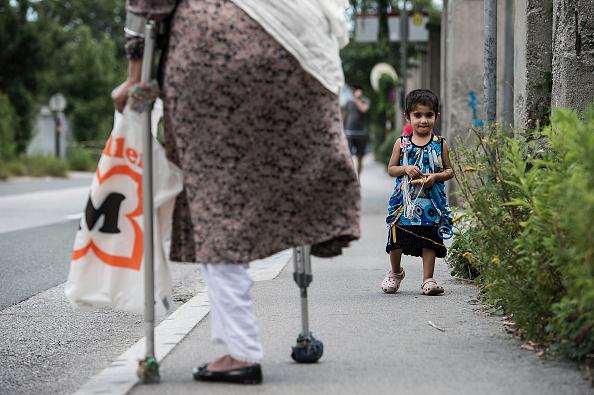 Kabul「Refugees Seek To Reach Northern Europe Via Italy」:写真・画像(18)[壁紙.com]