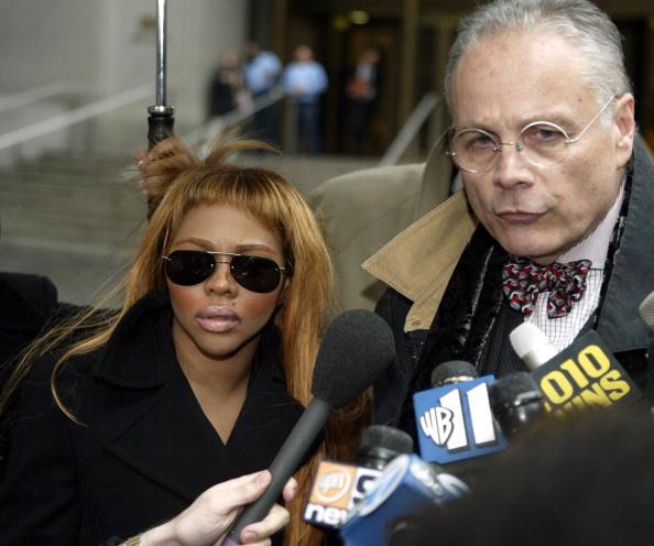 North America「Lil' Kim Surrenders To New York Courts」:写真・画像(11)[壁紙.com]
