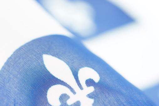 Fleur De Lys「Quebec flag」:スマホ壁紙(19)