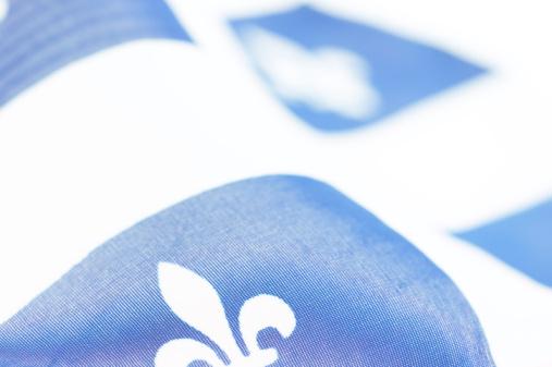 Fleur De Lys「Quebec flag」:スマホ壁紙(12)