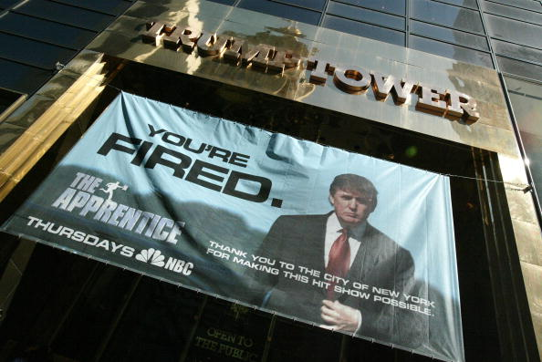 Television Industry「Exterior Of Trump Towers」:写真・画像(10)[壁紙.com]