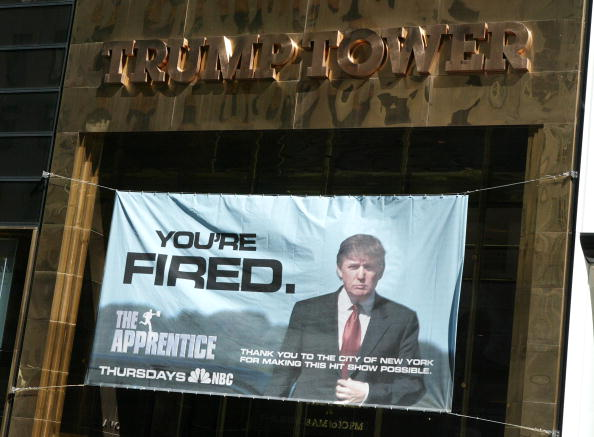 Reality TV「Exterior Of Trump Towers」:写真・画像(4)[壁紙.com]