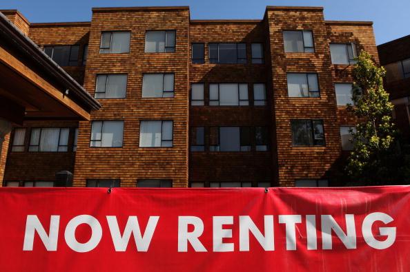 高層ビル「Vacancy Rate For U.S. Apartments Reaches Highest Rate In 20 Years」:写真・画像(1)[壁紙.com]