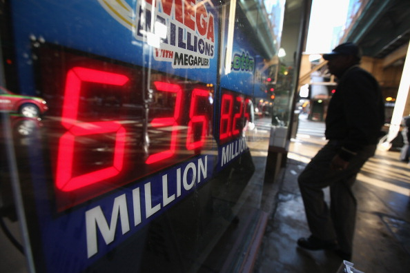 Convenience「Mega Millions Lottery Jackpot Rises Past $600 Million」:写真・画像(10)[壁紙.com]