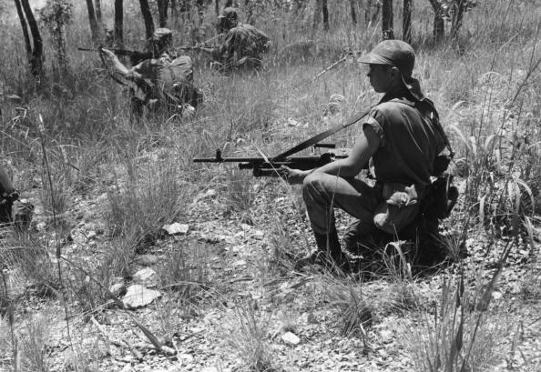 Horizontal「Rhodesian Army」:写真・画像(4)[壁紙.com]