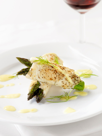 Hollandaise Sauce「White Fish with Asparagus & Hollandaise Sauce」:スマホ壁紙(11)
