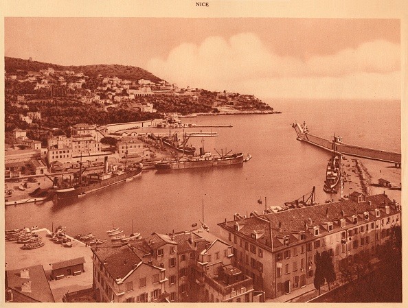 Nice - France「The Harbour Entrance And Mont-Boron」:写真・画像(19)[壁紙.com]