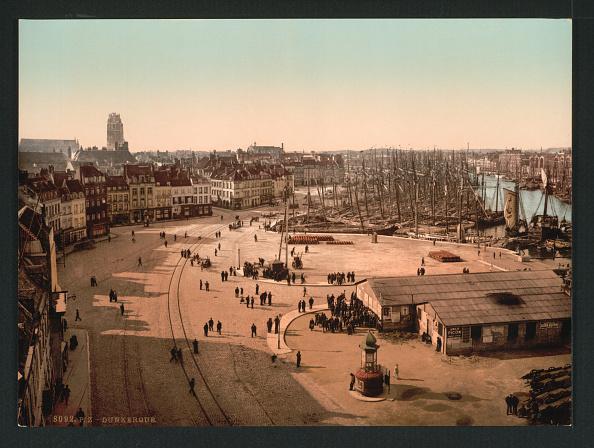 Color Image「Dunkirk Harbour」:写真・画像(9)[壁紙.com]