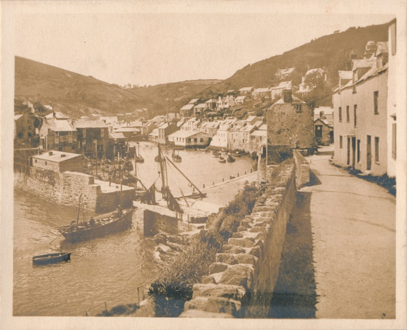 Physical Geography「The Harbour Entrance - Polperro', 1927」:写真・画像(11)[壁紙.com]