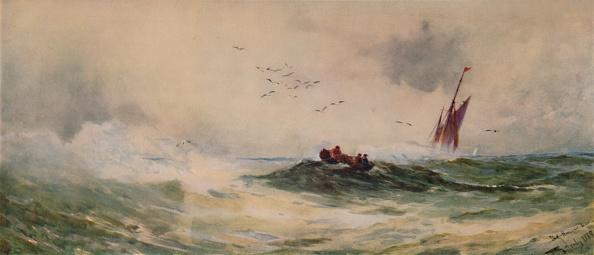 波「The Harbour Bar 1889」:写真・画像(15)[壁紙.com]