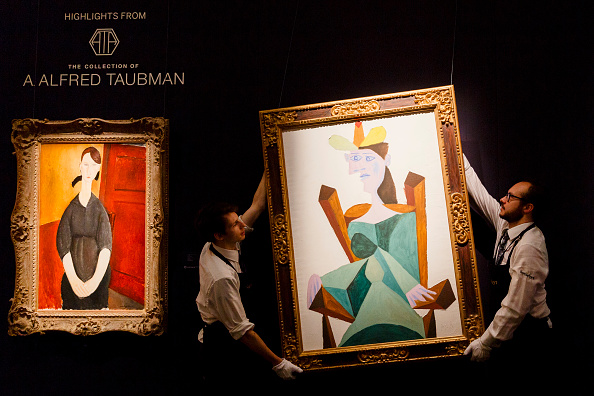 Fine Art Painting「Masterpieces From The Taubman Collection At Sotheby's」:写真・画像(11)[壁紙.com]