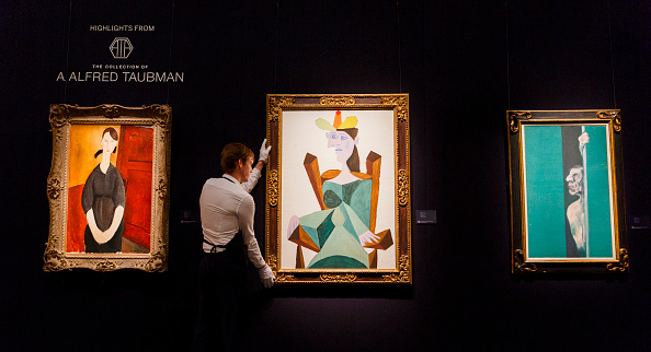 絵「Masterpieces From The Taubman Collection At Sotheby's」:写真・画像(8)[壁紙.com]