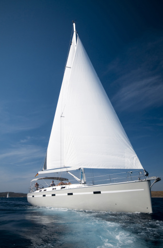 Nautical Vessel「Yacht」:スマホ壁紙(18)