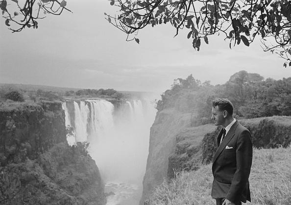 Zambia「Ian Smith at Victoria Falls」:写真・画像(13)[壁紙.com]