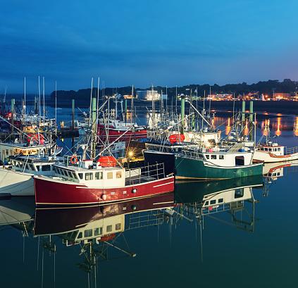 Fishing Village「Digby Fishing Wharf」:スマホ壁紙(7)