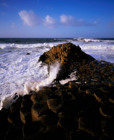 Basalt「Co Antrim, The Giant's Causeway, Ireland」:スマホ壁紙(1)