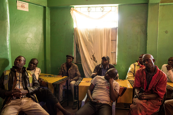 Press Conference「Oppositon Supporter Raila Odinga Continues to Reject Election Results」:写真・画像(0)[壁紙.com]