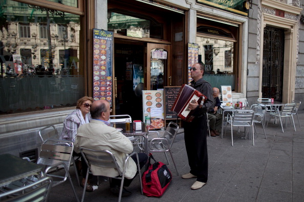Accordion - Instrument「Spain's Credit Rating Downgraded to BBB-」:写真・画像(2)[壁紙.com]