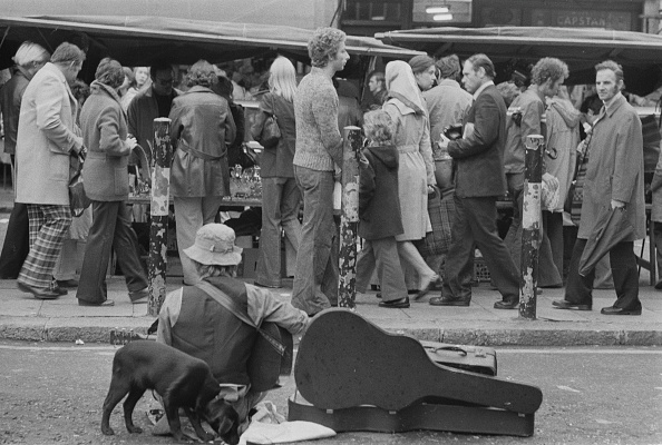 Market Stall「Portobello Road, 1976」:写真・画像(2)[壁紙.com]